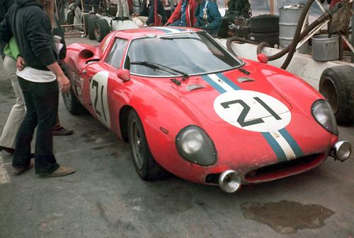 Ferrari 250 lm at Daytona