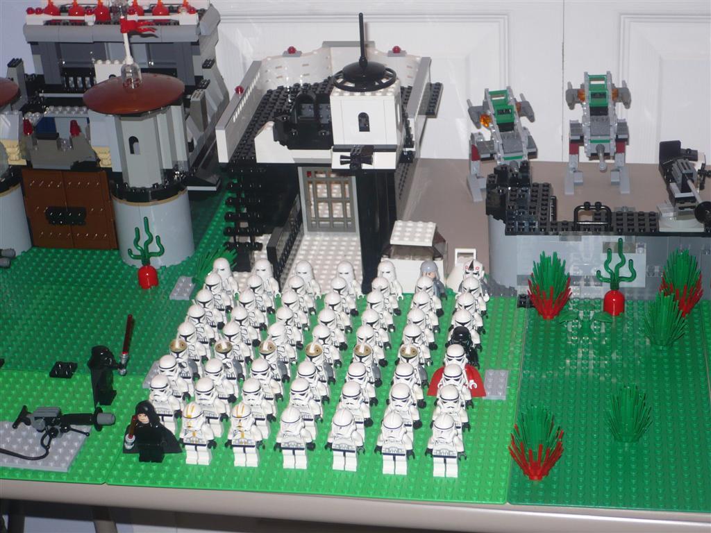 Lego star wars bases moc lego addict flickr - Bd lego star wars ...