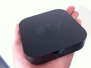 AppleTV in my hand | by oliver.leitzgen