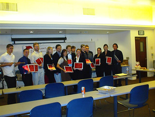 Participants in 2003 Talkin' Dolphin Speech Tournament | by California State University Channel Islands