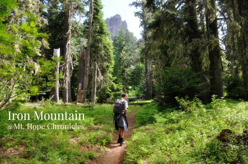 Iron Mountain Hike @ Mt. Hope Chronicles