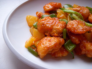 Sweet and Sour Chicken | by wEnDaLicious