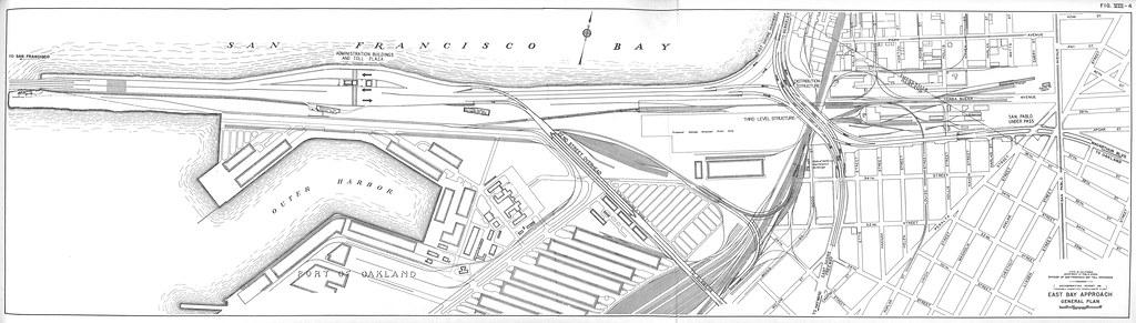 all sizes widened bay bridge oakland approaches 1949 flickr rh flickr com Flickr Site Flickr Icon