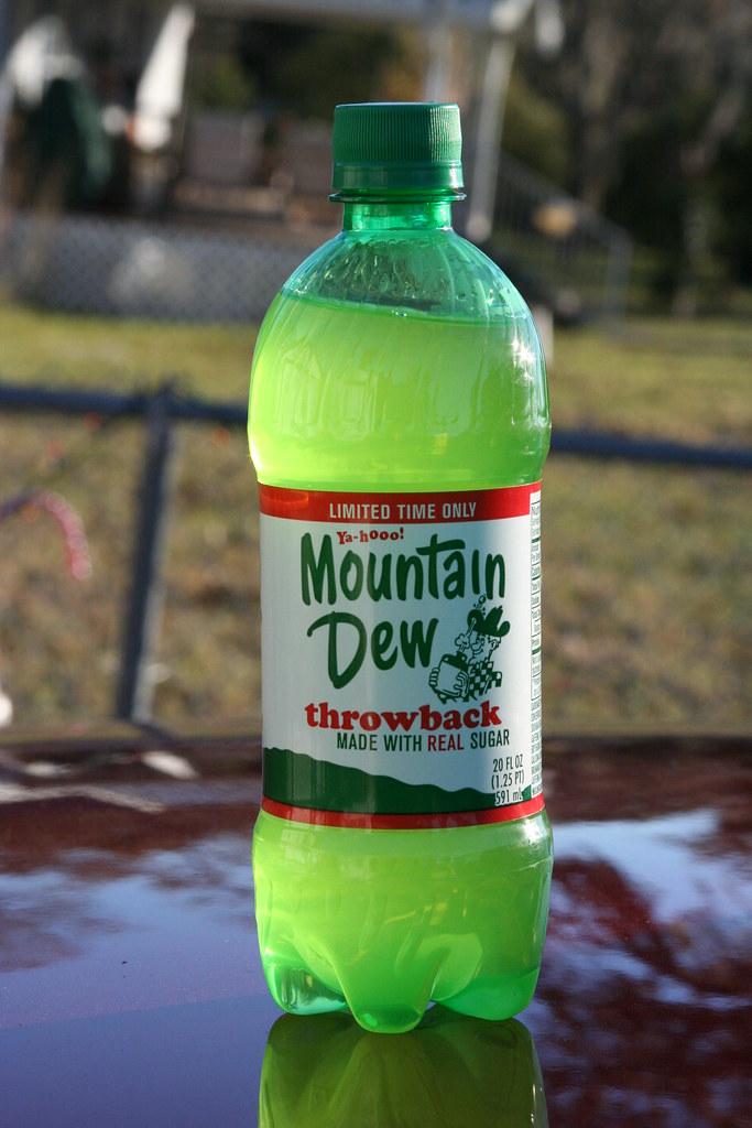 Ya Hooo Mountain Dew Mtn Dew Is A Soft Drink