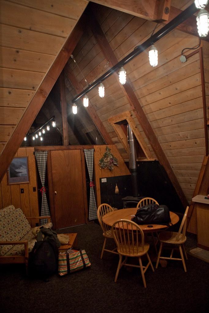 A frame cabin big sur ca jared eberhardt flickr for Big sur cabin e campeggi