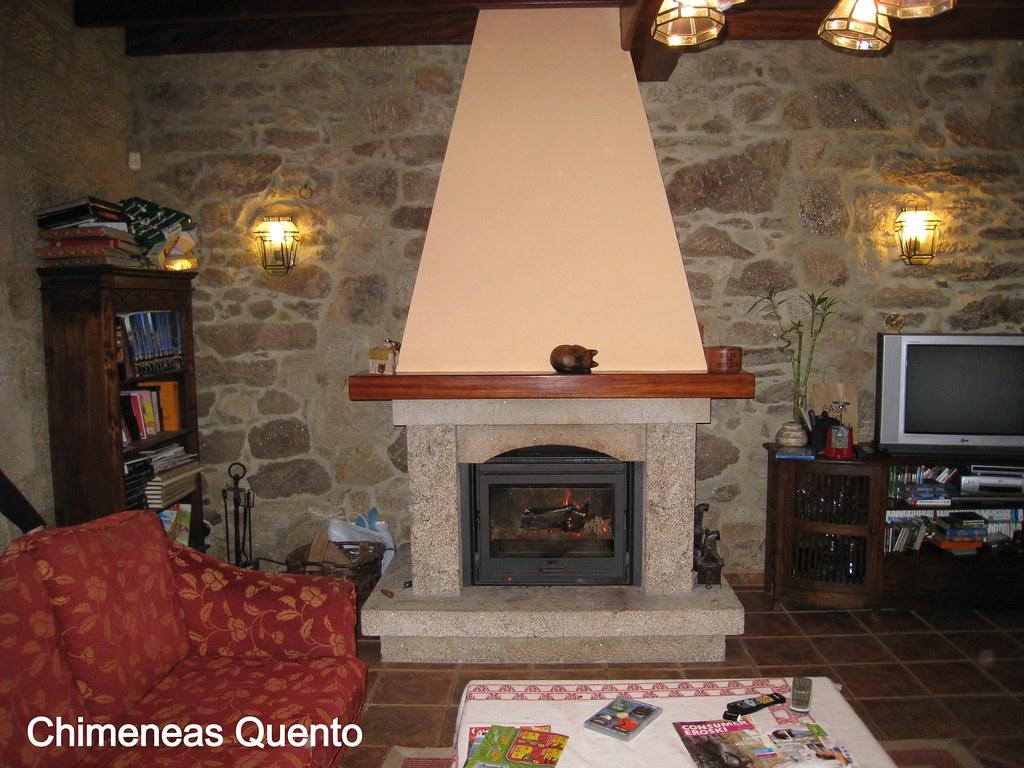 Chimenea quento modelo orto o con dovre 2520 s www - Chimeneas quento ...