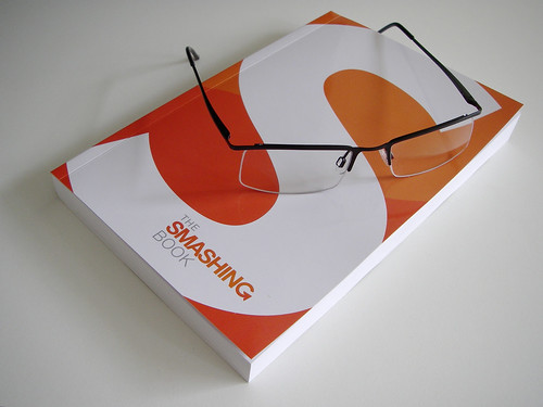 The Smashing Book + New Glasses | by Racum
