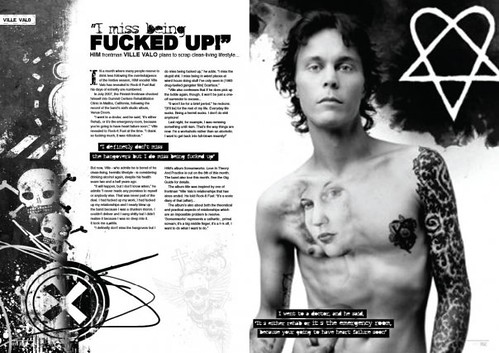 Apologise, but, Double page spread magazine what necessary