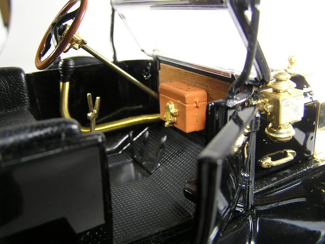 1913 ford model t sedan interior cabin the ford model t c flickr. Black Bedroom Furniture Sets. Home Design Ideas
