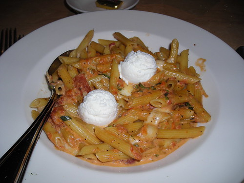 Cheese Cake Factory Four Cheese Pasta