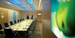The Blue Room - meetings & events at The 4 star Cumberland Hotel | by Guoman Hotels in London