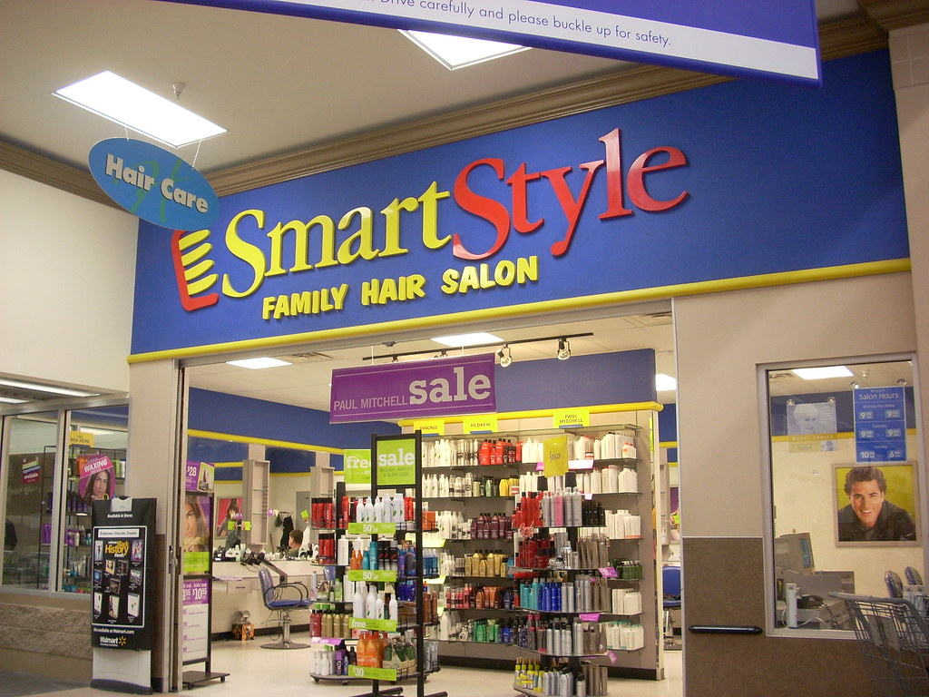 walmart smart style hair salon prices smartstyle family hair salon smartstyle family hair 8635