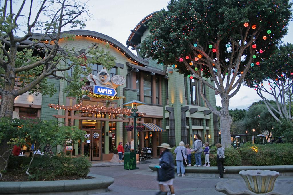 Downtown Disney Hotels Anaheim
