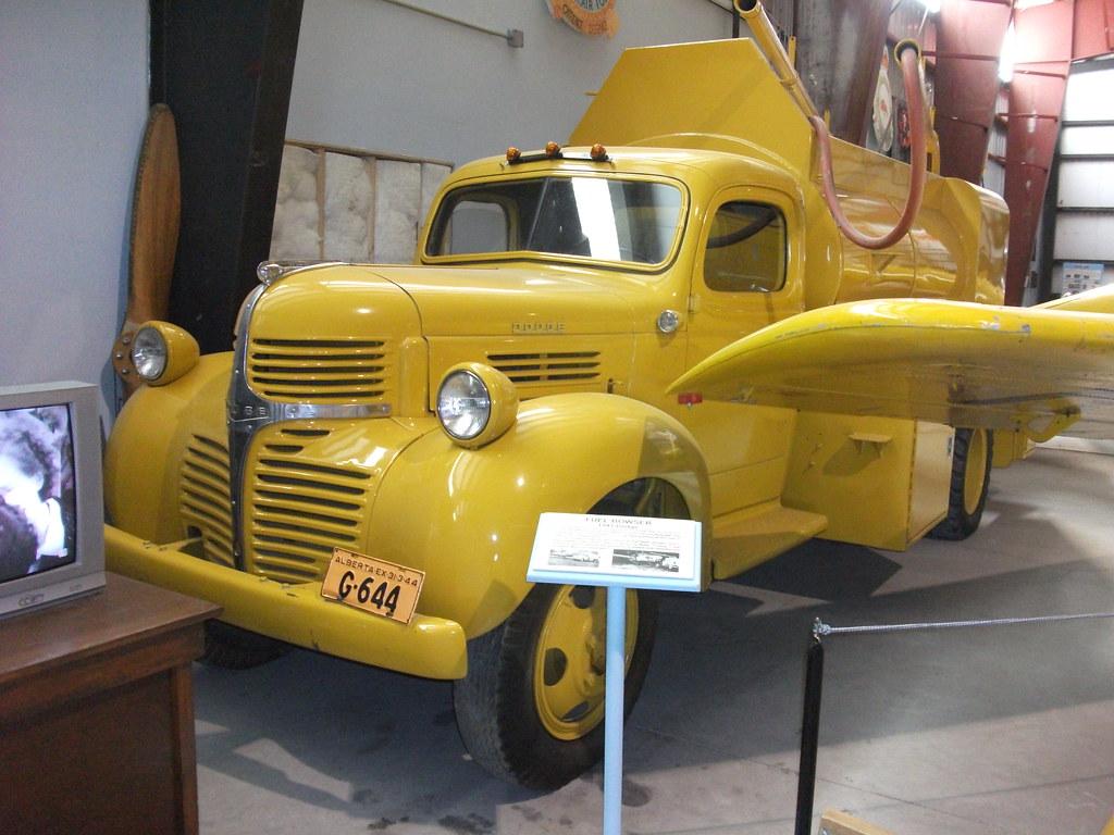 1941 Dodge Fuel truck | 1941 Dodge Fuel truck | Flickr