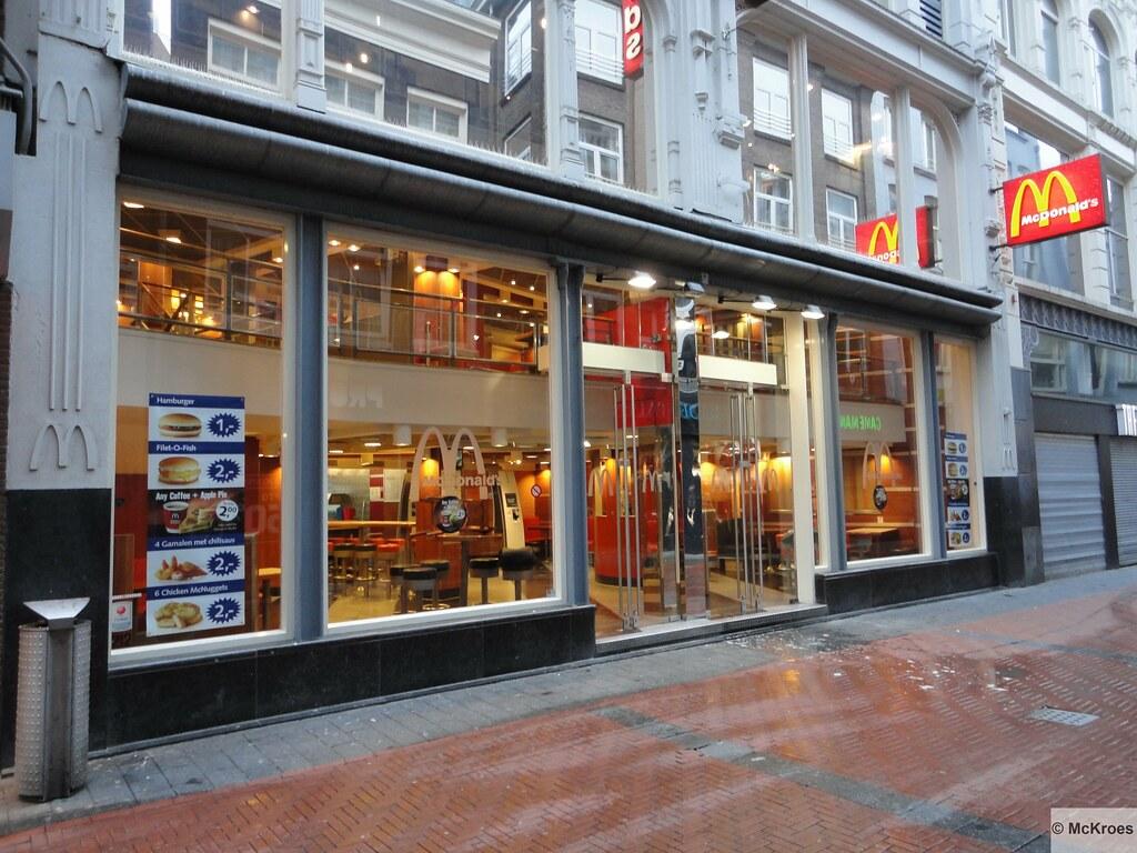 Tassen Nieuwendijk Amsterdam : Mcdonald s amsterdam nieuwendijk the netherlands