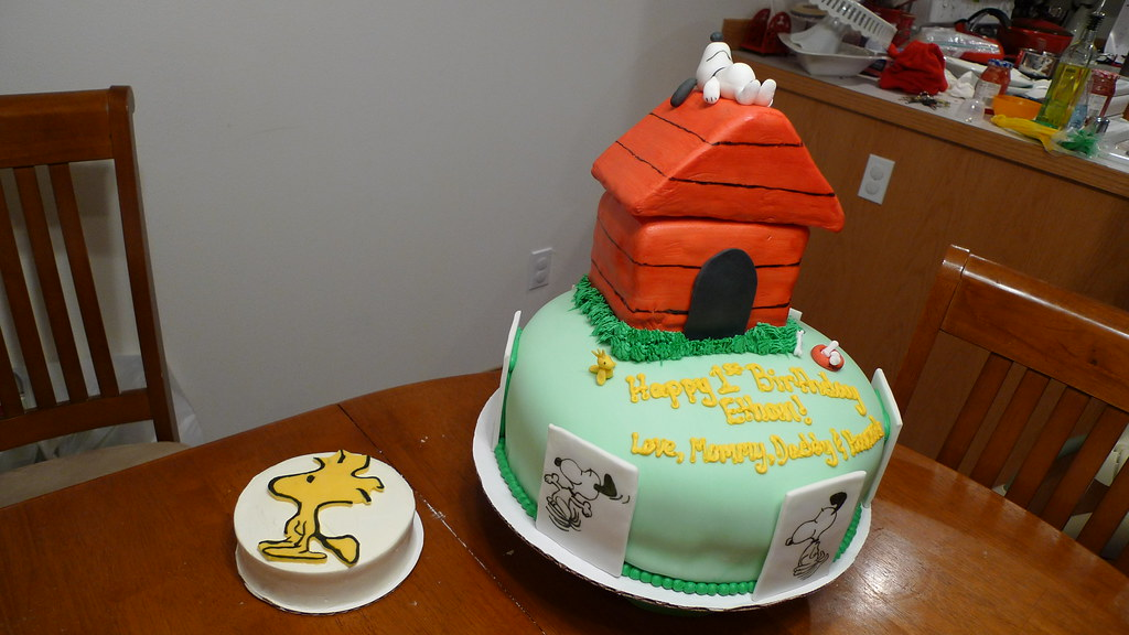 Snoopy Cake Pan Wilton Alternative