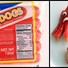 Bright Red Hot Dogs