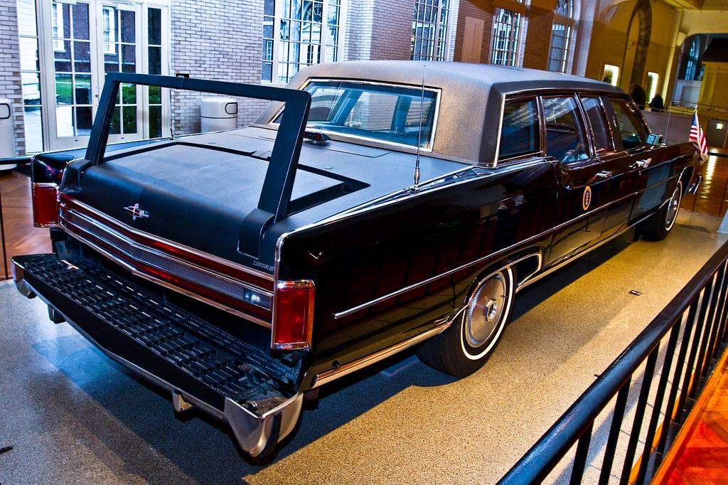 Lincoln Presidental Ronald Reagan Limousine