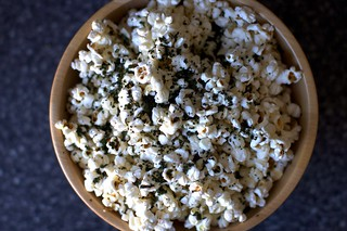 kale-dusted popcorn | by smitten kitchen
