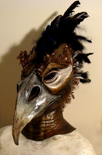 makeup design  full head masks
