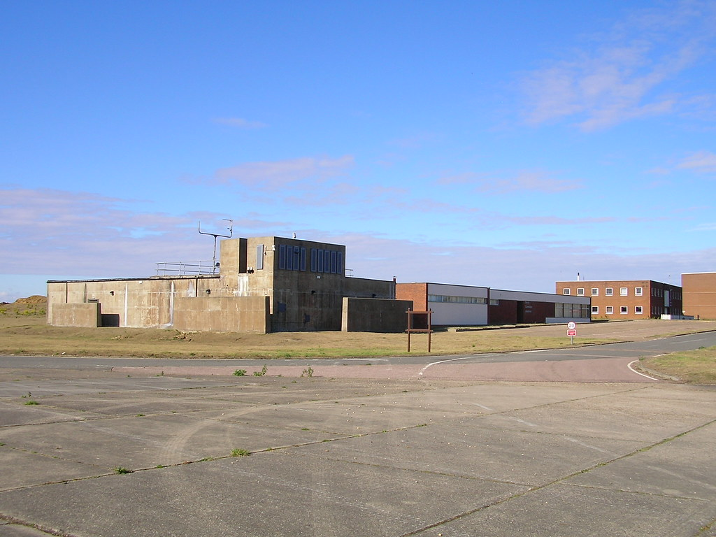 Raf Bentwaters Former Usaf Base Hardened Compound Flickr