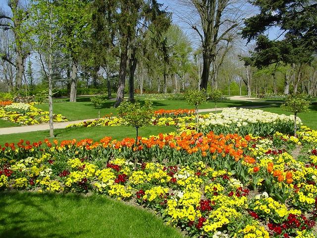 Jardin Du Bout Du Monde A Chateau Gontier Sud Mayenne