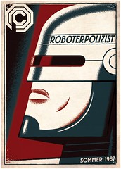 robocop poster v2.5 (german) | by Dr. Monster