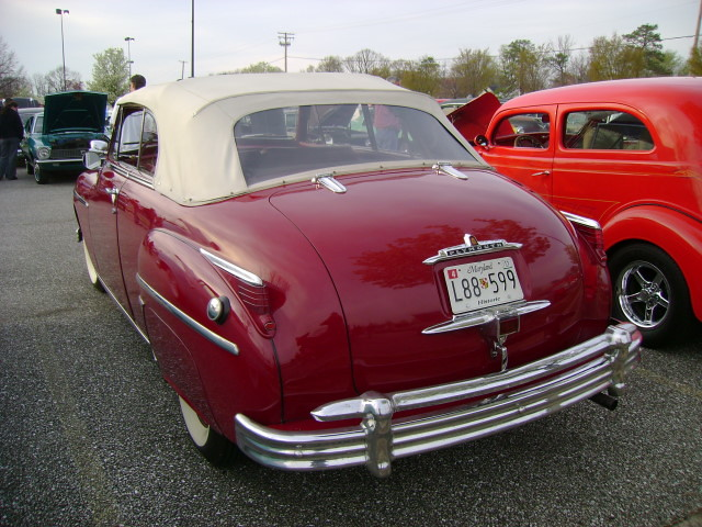 1949 Plymouth Special Deluxe Convertible First Lost In