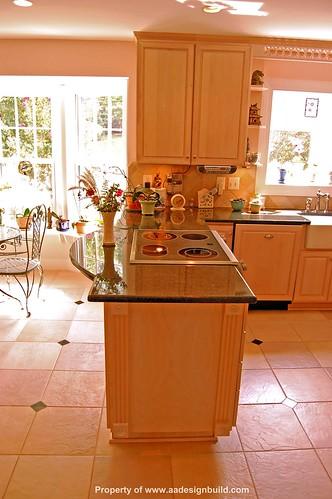 Kitchen Design Window Splashback