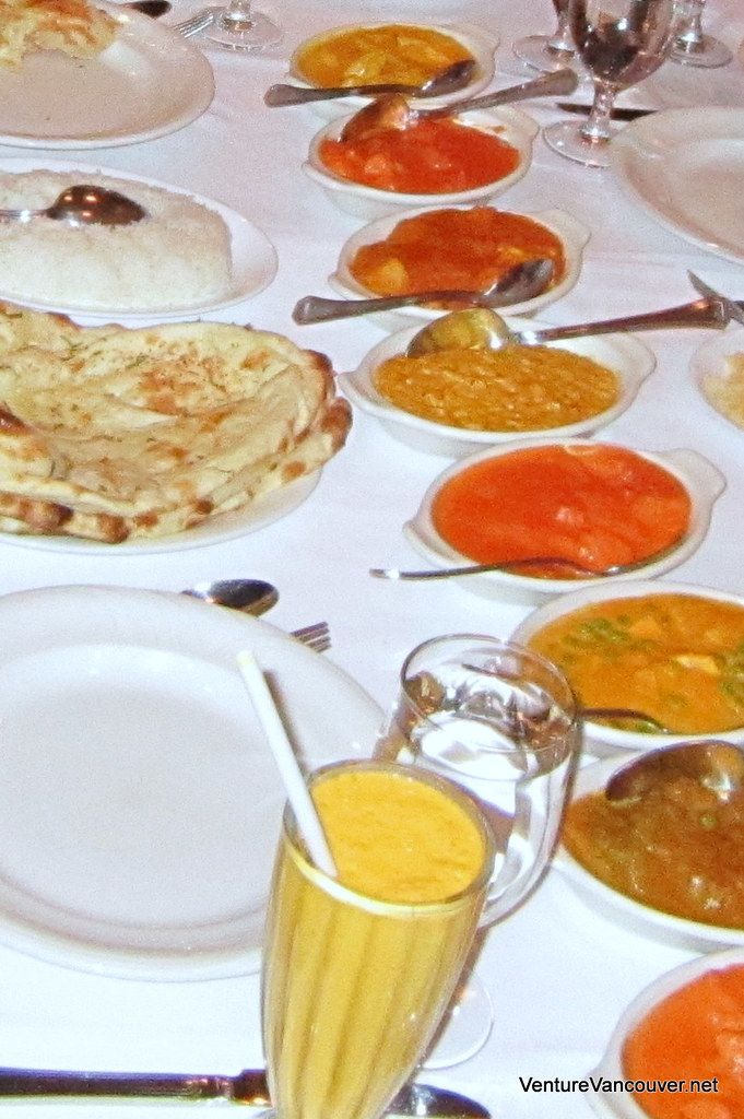 Akbar meals this was eaten at a indian restaurant by for Akbars contemporary indian cuisine