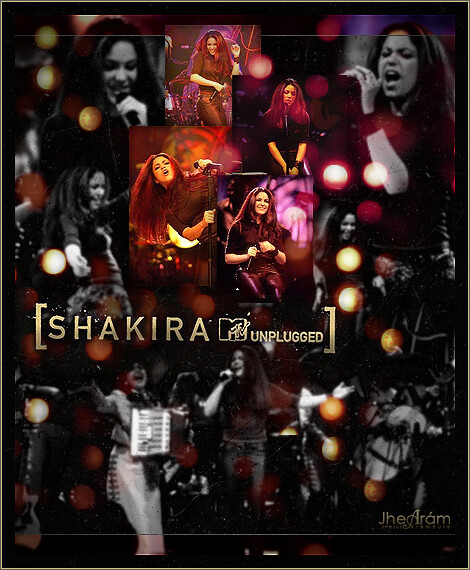Mtv Unplugged Wallpaper Shakira Mtv Unplugged