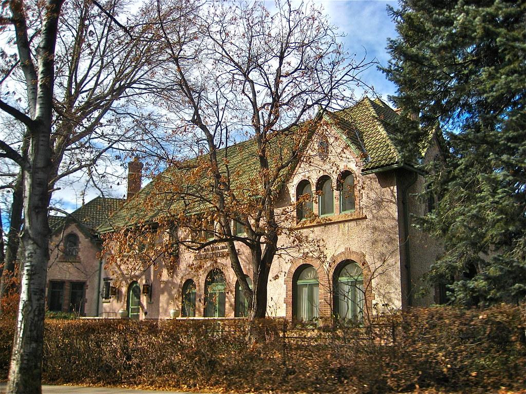 RICHARD C. CAMPBELL HOUSE (Denver Botanic Gardens House)-9… | Flickr