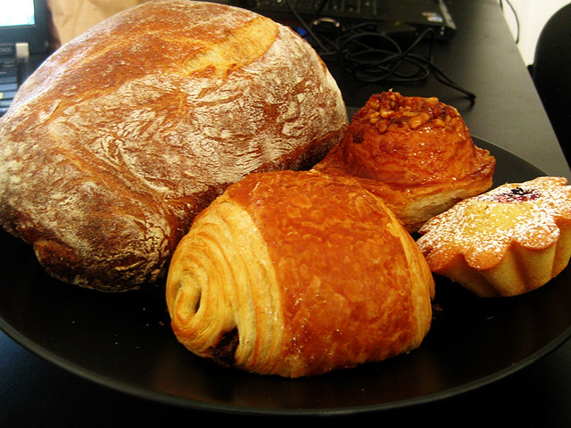 Clear Flour Bread Bakery