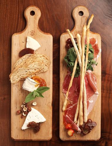 Trellis Restaurant Wine Country Appetizers | Closeup of ...