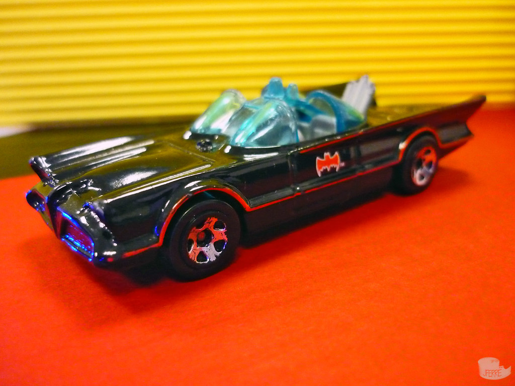 Batman Cars El Carro De Batman Cuando David S Art Guelv Flickr