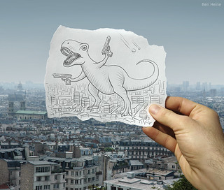 Pencil Vs Camera - 10 | by Ben Heine