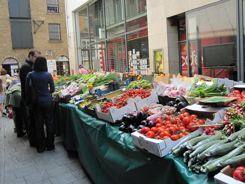Temple Bar Food Market | by veganbackpacker