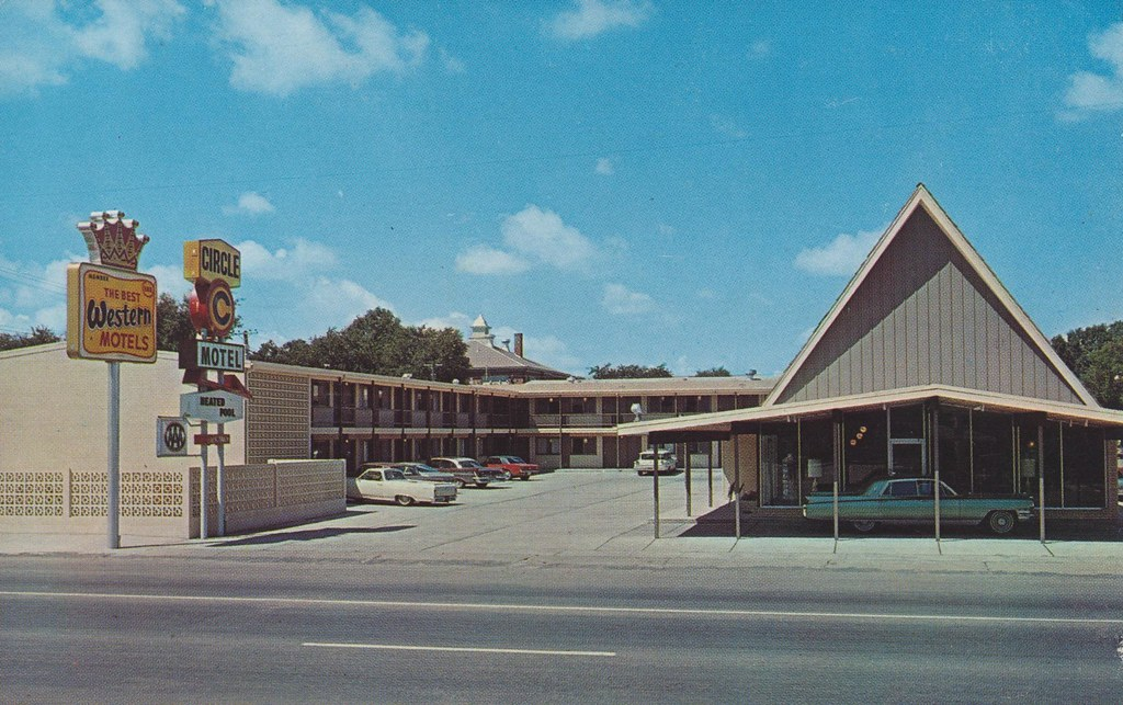 Circle C Motel - North Platte, Nebraska