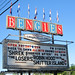Bengies Drive-in: Baltimore, MD, USA