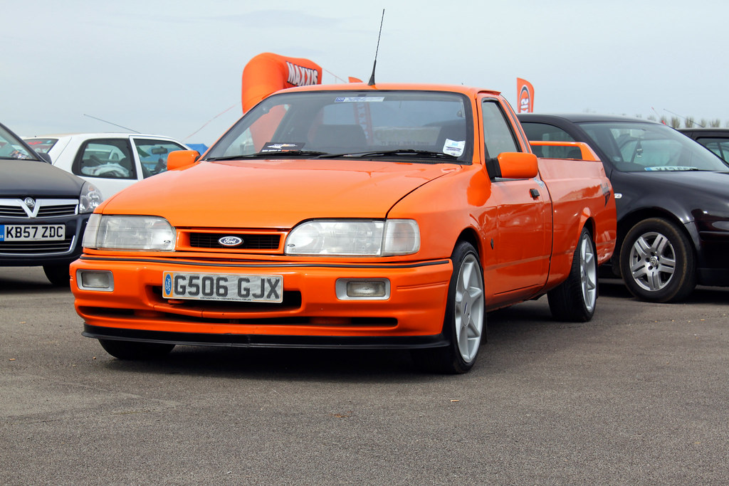 New Ford Truck >> ISTS 2010 - Ford Sierra Pickup | JJS77 | Flickr