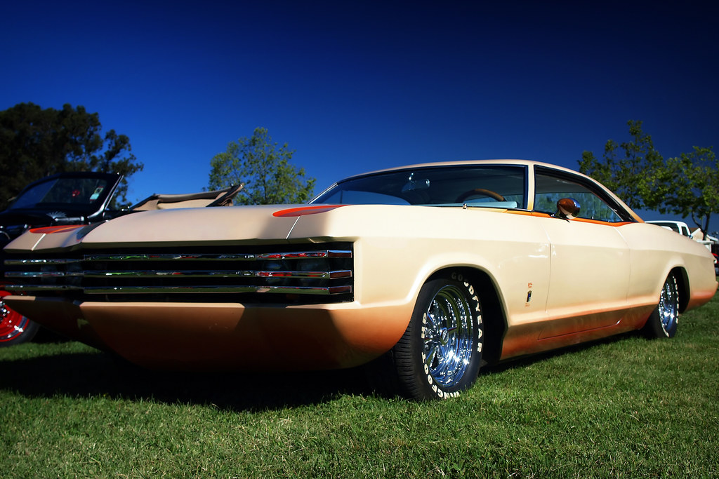1965 Buick Wildcat A Very Cool Customizing Job On This