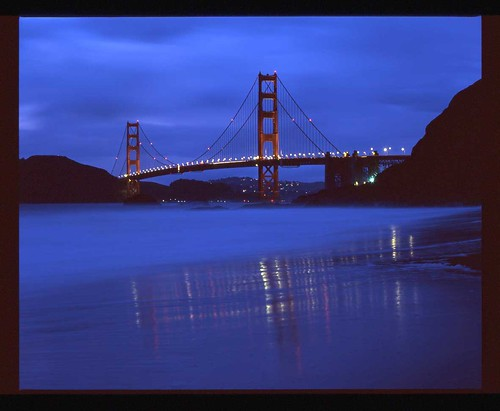 Baker Beach Reflections Revisited | by RZ68