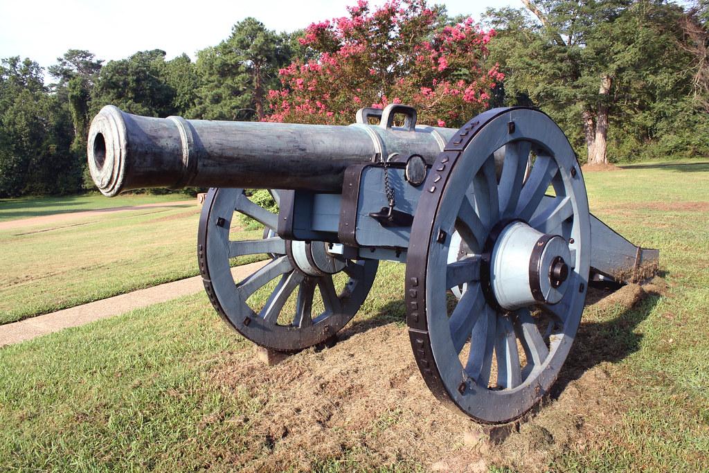 Revolutionary War Cannon | At Yorktown | Stewart | Flickr