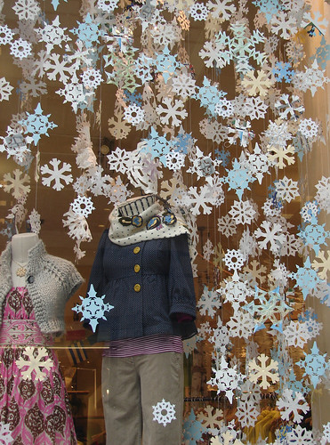 Anthropologie Snowflakes | by MDAY212