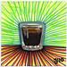I drew you an espresso shot of coffee