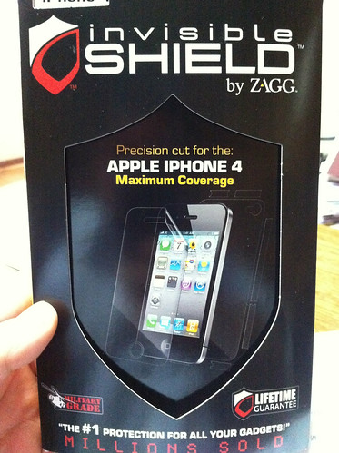 Invisible Shield de Zagg | by ★ Michael ★