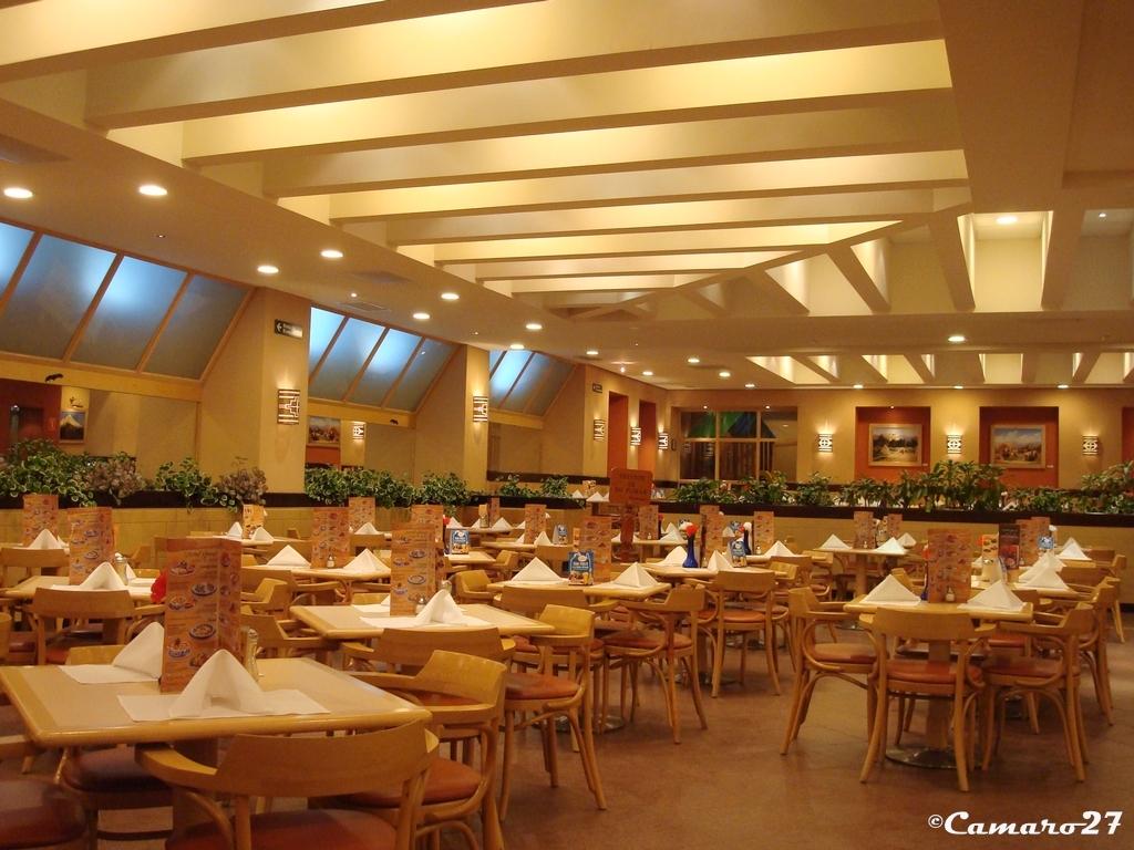 Centro comercial metrocentro san salvador restaurante for Restaurante azulejos