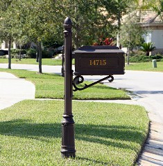 Residential Mailboxes 4 Creative Mailbox And Sign Design Flickr