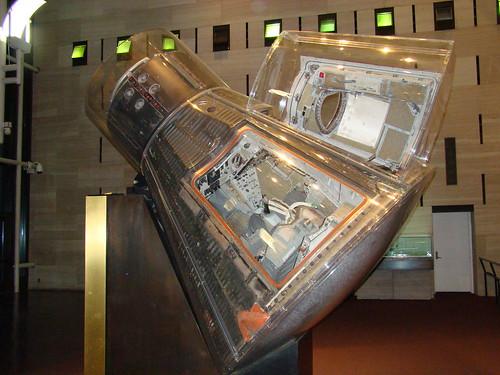 Apollo 11 Command Module Columbia | Smithsonian Air and ...