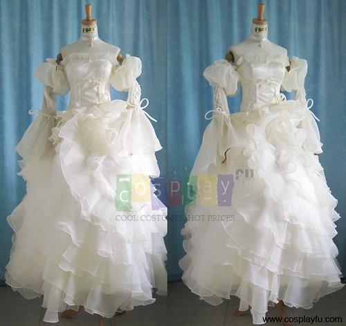 Euphemia Special Wedding Dress Costume from Code Geass | Flickr